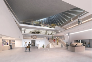 The plan for London's new Design Museum
