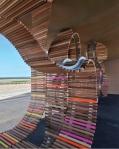 Studio Weave's The Longest Bench