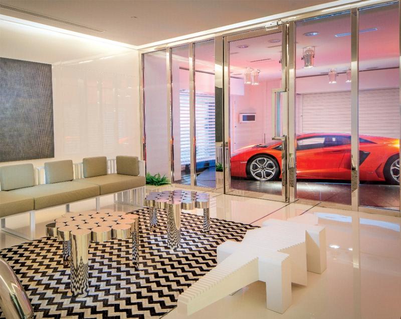 Hamilton Scotts, Singapore features ensuite sky garages