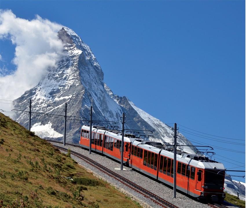 The Matterhorn put Zermatt on the map