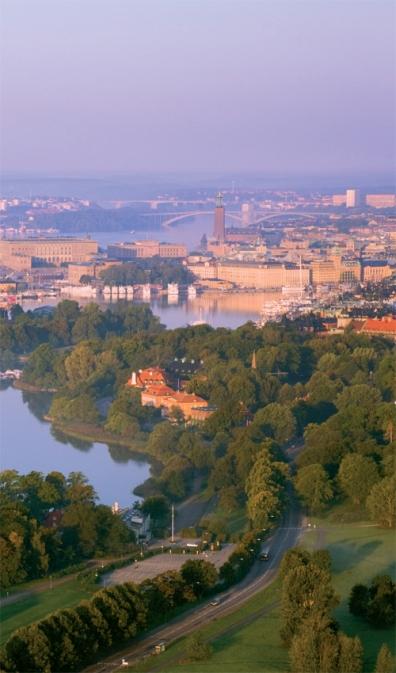 Skeppsholmen Island, Stockholm