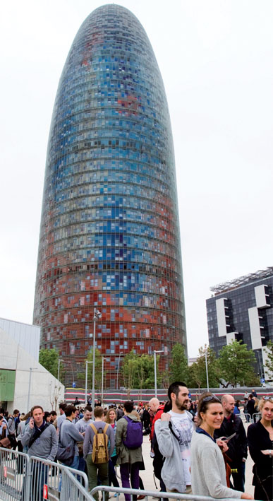 Barcelona's OFFF Festival highlights film, art, design and music