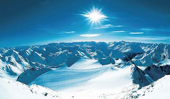 Stubai Valley - Four family-friendly skiing areas cater to all aptitudes