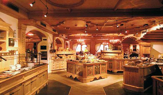 The Stuben - Enjoy an extensive breakfast spread and award-winning cuisine in the expansive restaurant
