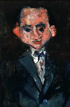 Chaim Soutine The Bellboy, 1927-1928