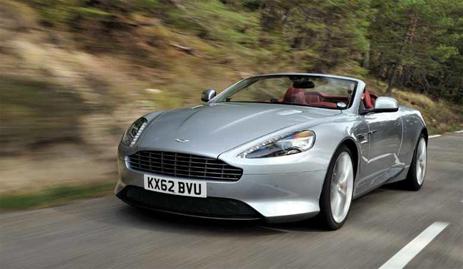 World Class Dynamics - The new revised V12 engine makes this the most powerful DB9 every produced