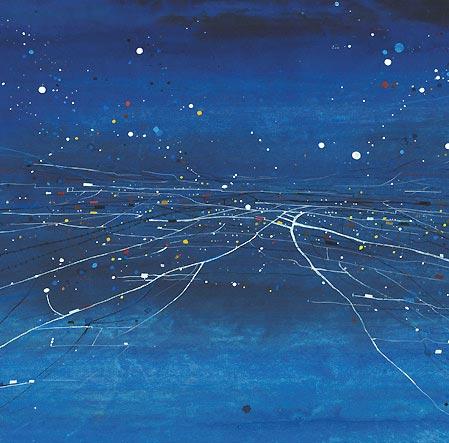 Heidi Whitman - Tink's Night, Lithograph