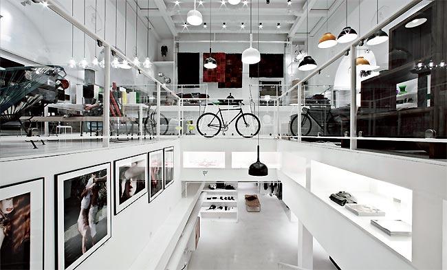 Normann Copenhagen's 1700 sq metres of design