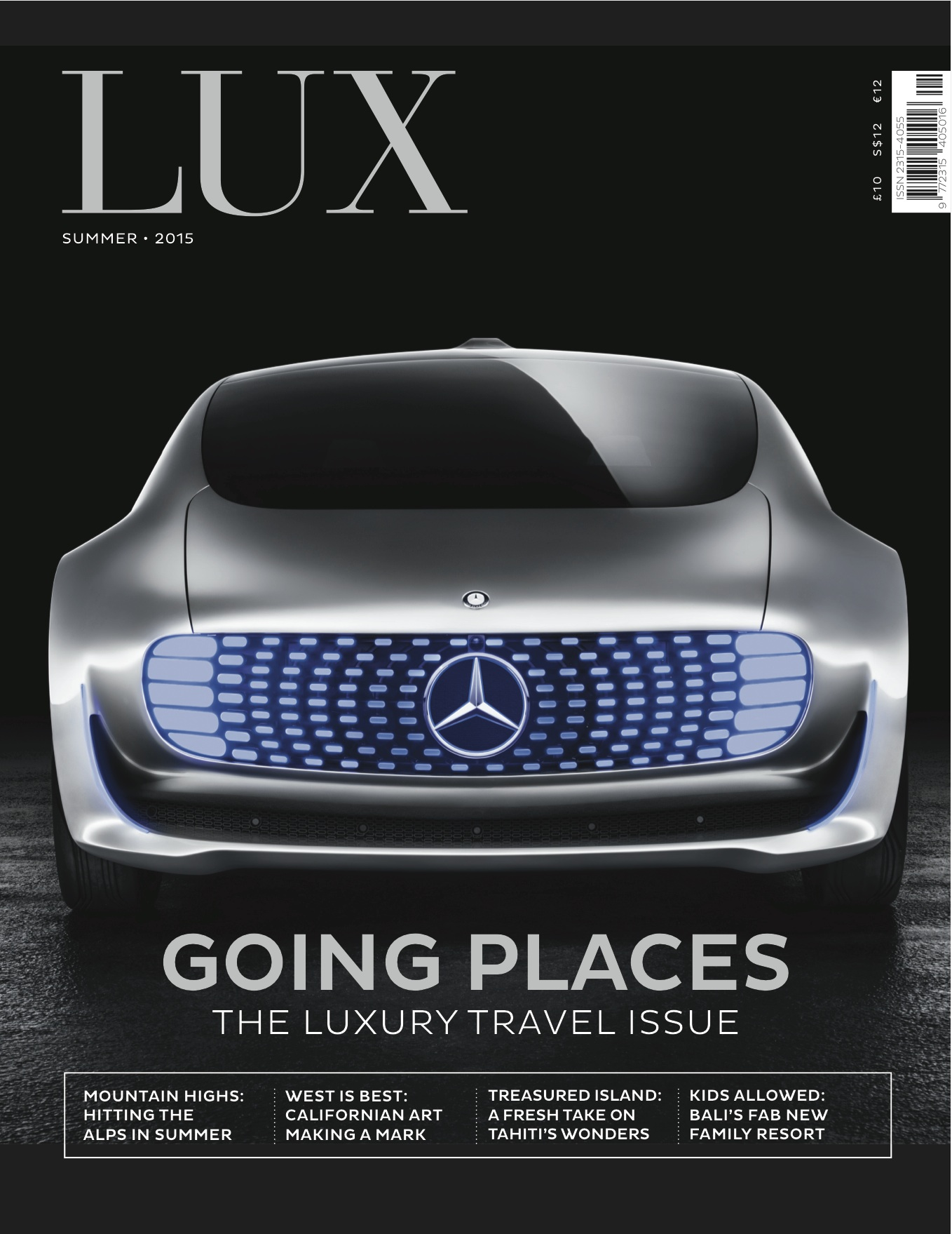 Travel Special COver