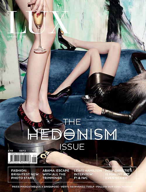 The Hedonism Issue 01/2014