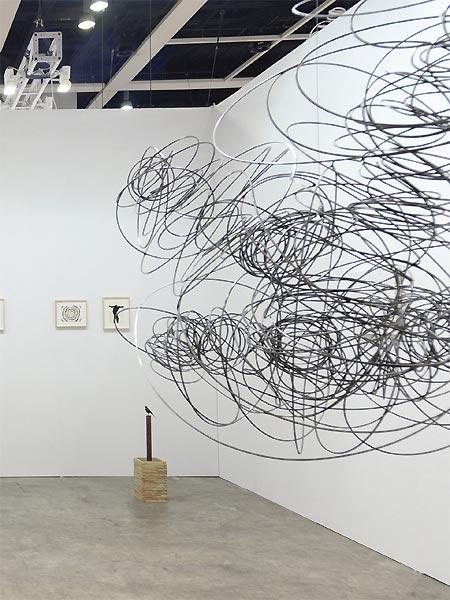 Antony Gormley Feeling Material XXXV, 2008 White Cube