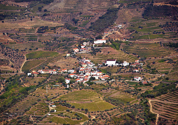 Douro Valley - Six villages are located on the slopes of the valley, each contributing to the region's wine-producing industry