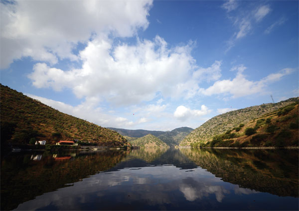 Down The River - Viewing the scenic and culturally-rich upper Douro Valley by boat