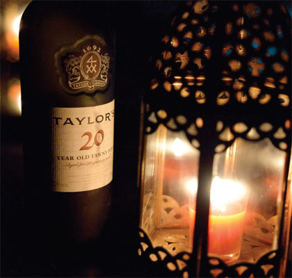 Taylor's is regarded as the benchmark for Vintage Port