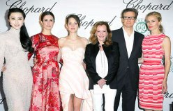 Green Carpet Challenge - The brainchild of Firth has seen strong support from high-profile actresses