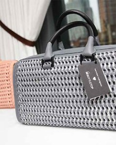 Rodriguez & Bottletop - The bags are made from deforestation-free leather and recycled aluminium pull tabs
