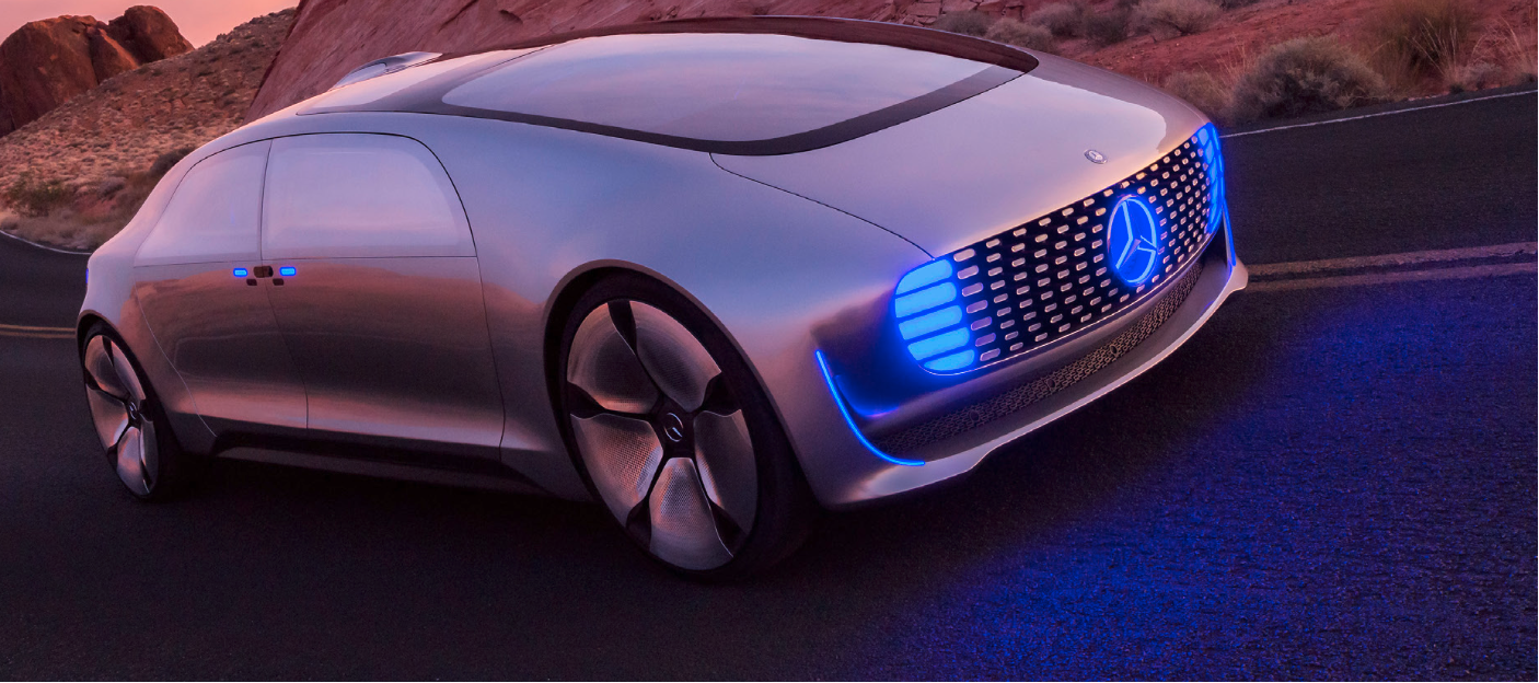 Look, no hands: the Mercedes F 015 driverless car - Lux Magazine