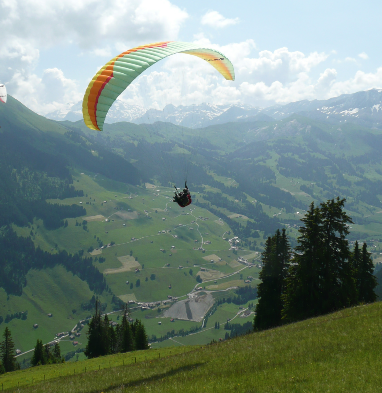 Mountain Highs: Gstaad rewards summertime visitors with verdant valleys framed by snow-capped peaks
