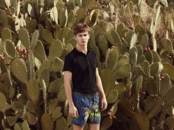 Commercial shot of Vilebrequin swimwear