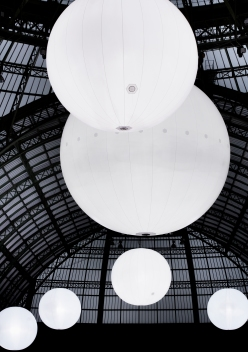 The Grand Palais Roof