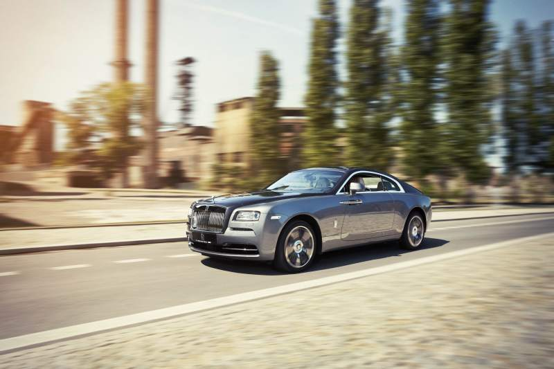 LUX car review: Rolls-Royce Wraith
