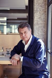Luxury watchmaker and owner of eponymous brand FP Journe