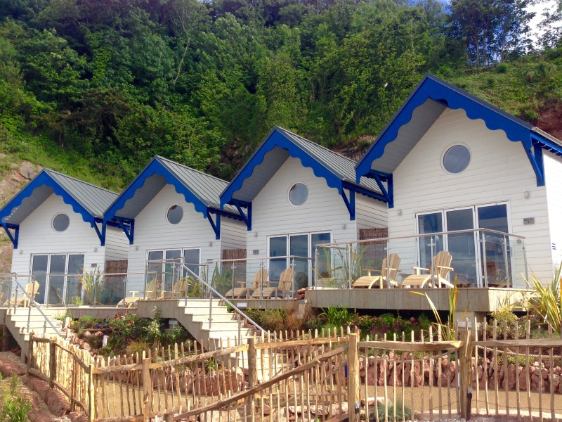 Rustic luxury at Babbacombe Bay hotel, Cary Arms