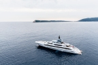 New yacht by Heesen Yachts launched at MYS