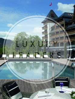 The Alpina Gstaad luxury hotel