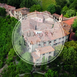 Luxury resort Il Borro