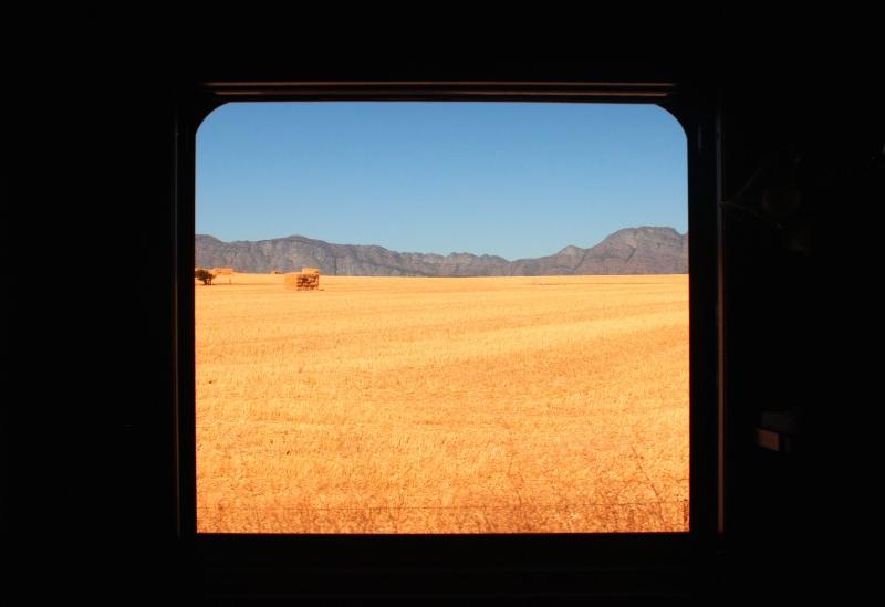 Rovos Rail, Pretoria to Cape Town