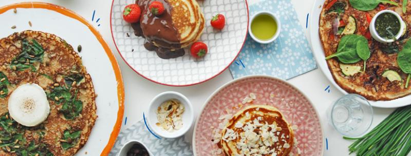 Pancakes restaurants amsterdam
